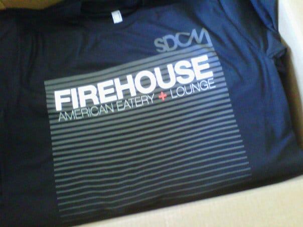 T-Shirt Prints – Firehouse Eatery