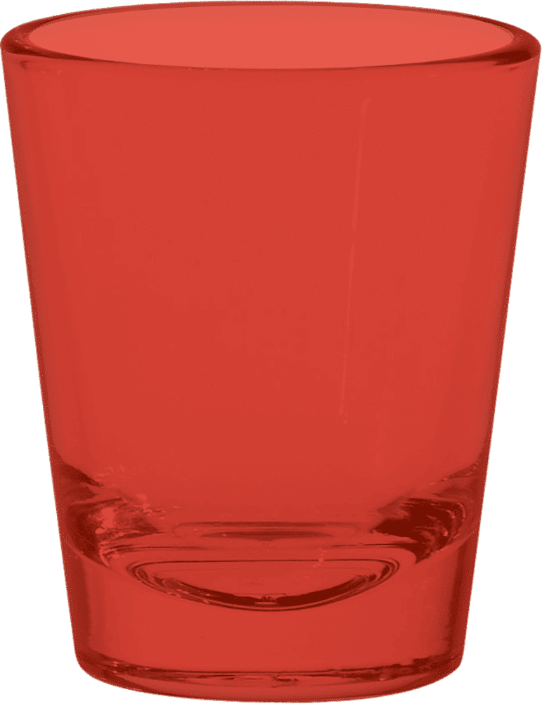 Red Shot Glasses 209